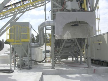 Central Dust collector